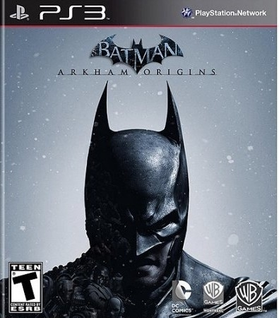 Batman: Arkham Origins USADO PS3