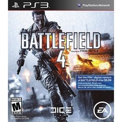 Battlefield 4 USADO PS3