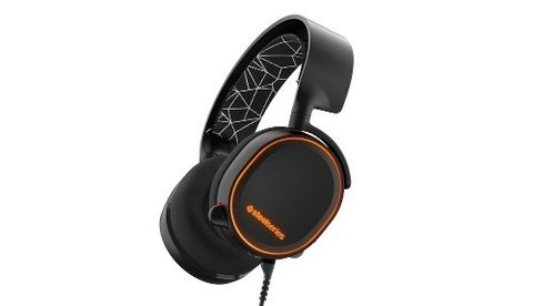 Auriculares Steelseries Arctis 5 Black - For Gamers