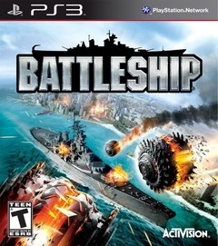 Battleship USADO PS3