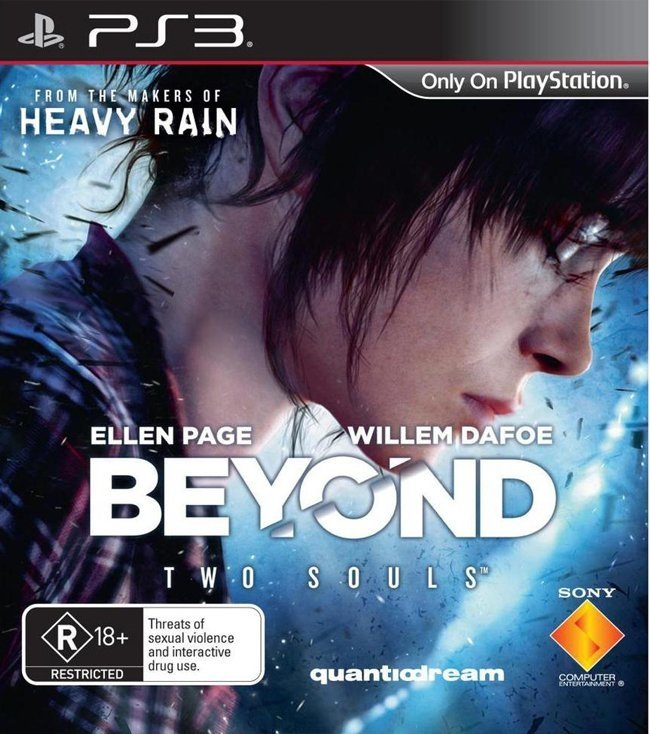 Beyond Two Souls USADO PS3