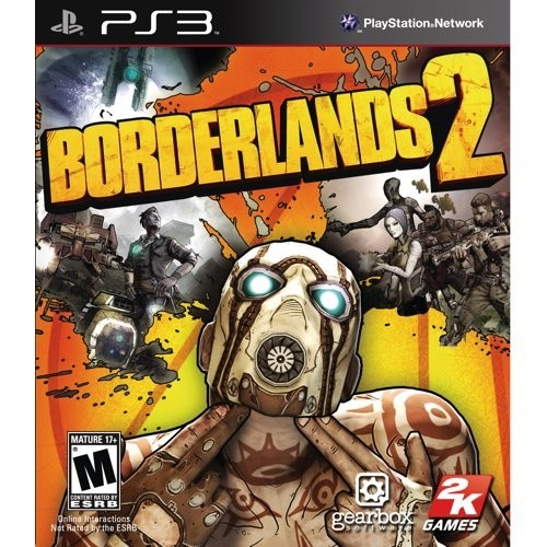Borderland 2 USADO PS3