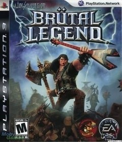 Brutal Legend USADO PS3