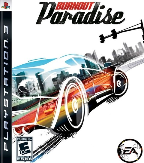 Burnout Paradise USADO PS3