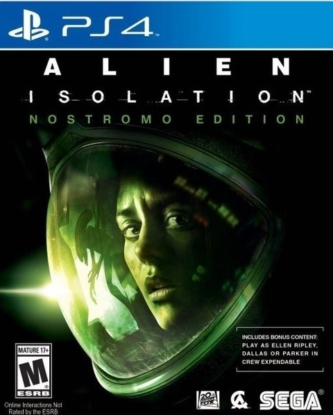 Alien: Insolation PS4