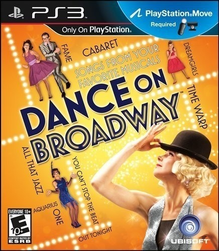 Dance On Broadway USADO PS3