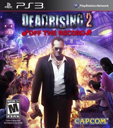 Dead Rising 2: Off the Record USADO PS3