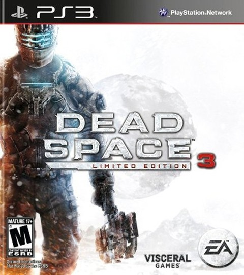 Dead Space 3 USADO PS3