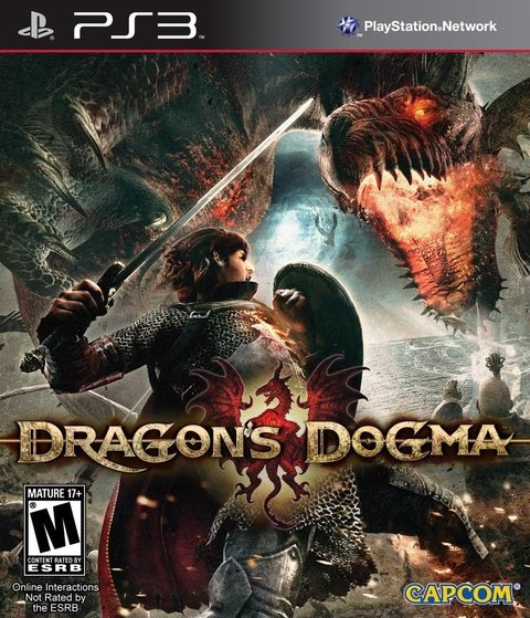 Dragon's Dogma USADO PS3