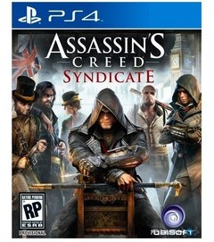 Assassin's Creed Syndicate USADO PS4