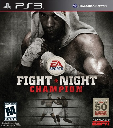 Fight Night Champion USADO PS3