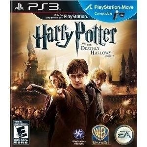 Harry Potter and the Deathly Hallows - Part 2 USADO PS3
