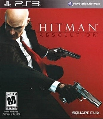 Hitman Absolution USADO PS3