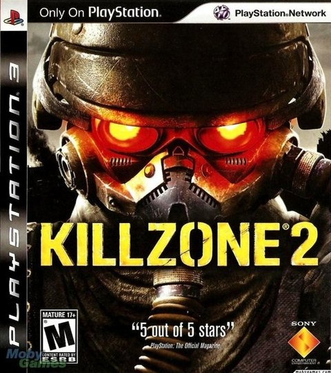 Killzone 2 USADO PS3