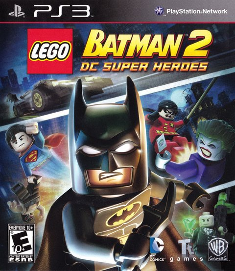LEGO: Batman 2 PS3