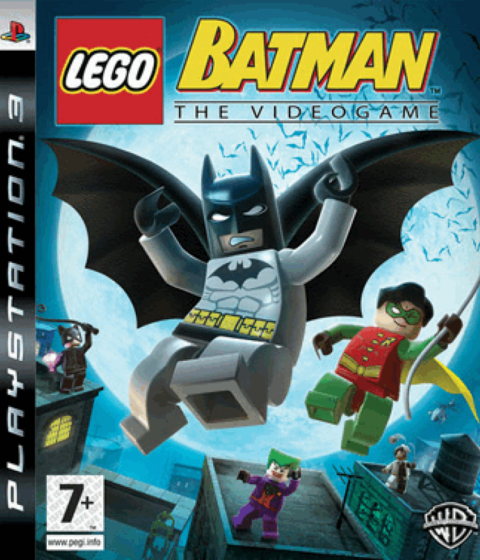LEGO: Batman The Video Game PS3
