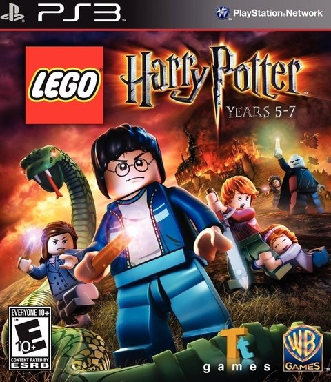 LEGO: Harry Potter Year 5-7 PS3