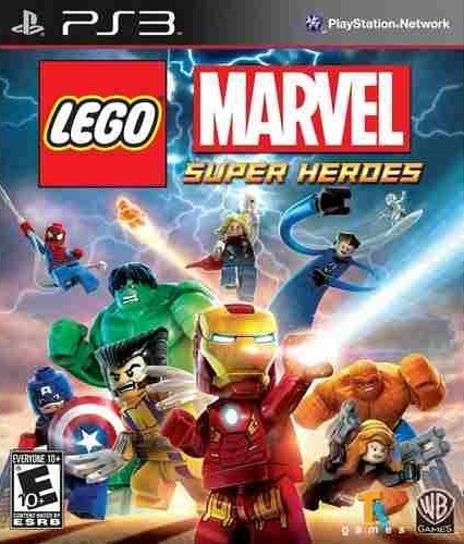 LEGO: Marvel Super heroes PS3
