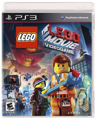 LEGO: The Movie USADO PS3