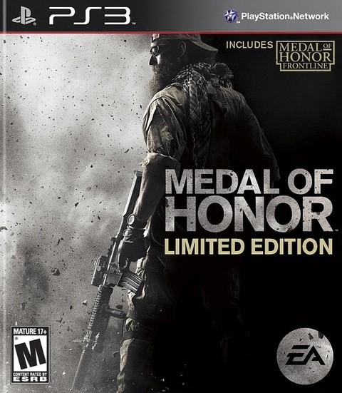 Medal Of Honor USADO PS3