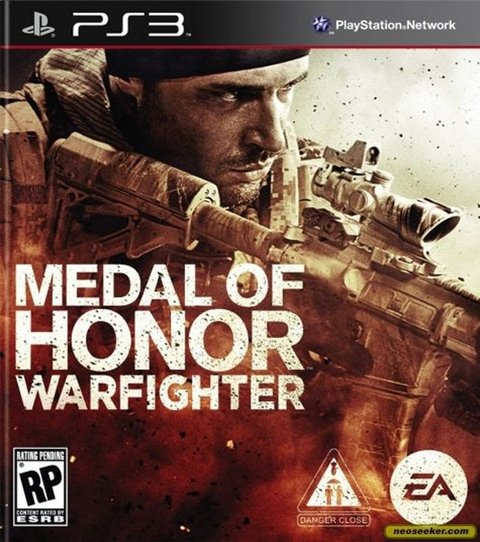 Medal Of Honor Warfighter USADO PS3
