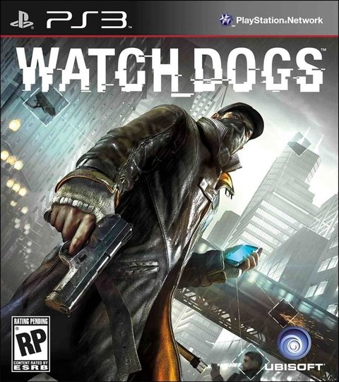 Watch Dogs USADO PS3