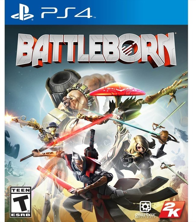 Battleborn PS4 USADO