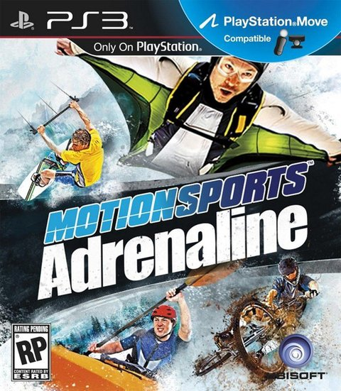 Motion Sports Adrenaline PS3