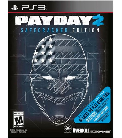 Payday 2: Safecracker Edition PS3