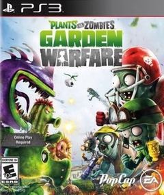 Plants Vs Zombies: Garden Warfare USADO PS3