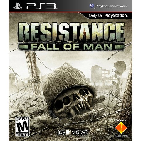 Resistance 1: Fall Of Man PS3