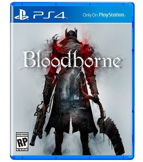 Bloodborne USADO PS4