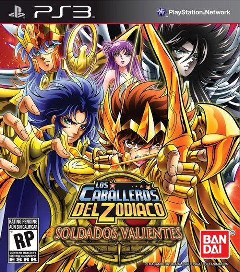 Saint Seiya: Brave Soldiers PS3