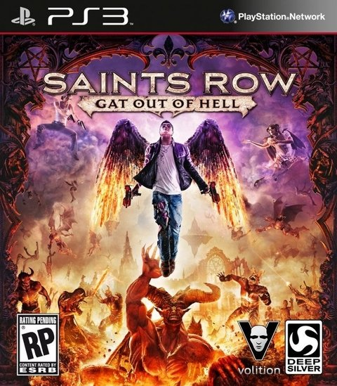 Saints Row: Gat out of Hell PS3