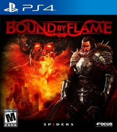 Bound by Flame USADO PS4