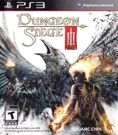 Dungeon Siege 3 USADO PS3