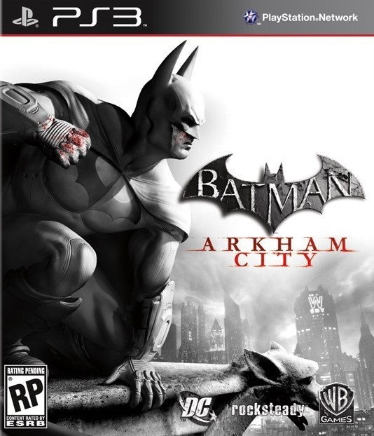Batman: Arkham City USADO PS3