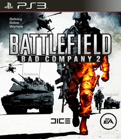 Battlefield 2 USADO PS3