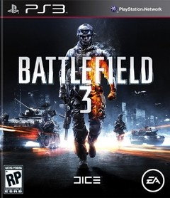 Battlefield 3 USADO PS3