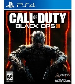 Call Of Duty Black Ops III USADO PS4