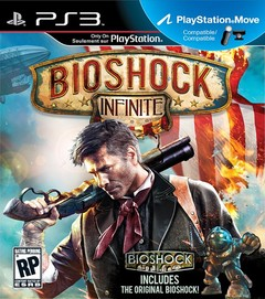 Bioshock Infinite USADO PS3