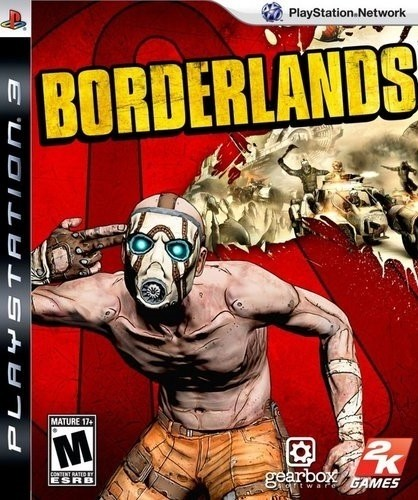 Borderland USADO PS3