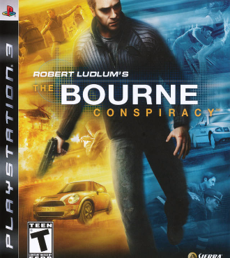 Bourne Conspiracy USADO PS3