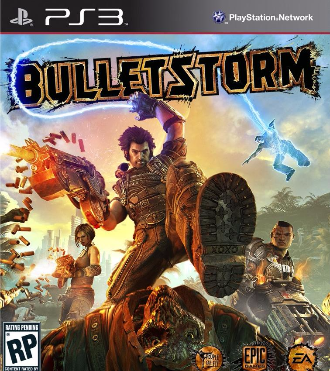 BulletStorm USADO PS3