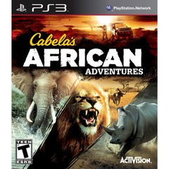 Cabelas African Adventures USADO PS3