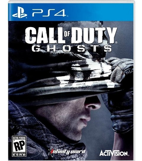 Call Of Duty: Ghosts USADO PS4