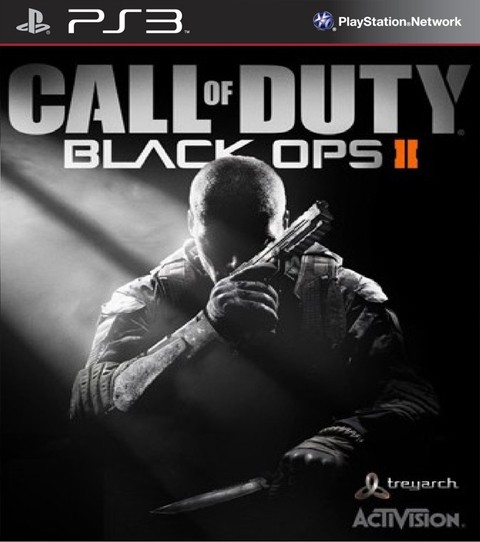 Call of Duty Black Ops 2 USADO PS3