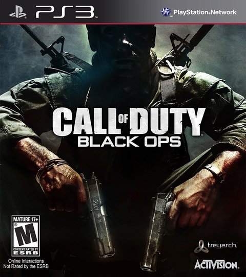 Call of Duty Black Ops USADO PS3