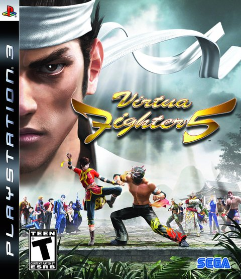 Virtua Fighter 5 USADO PS3