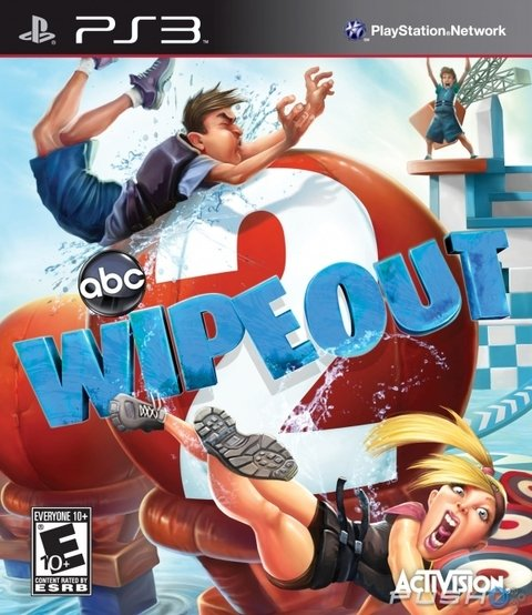 Wipeout USADO PS3